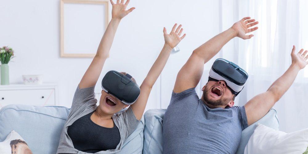 ما هو الواقع الافتراضي .. استمتع وين ما كنت
