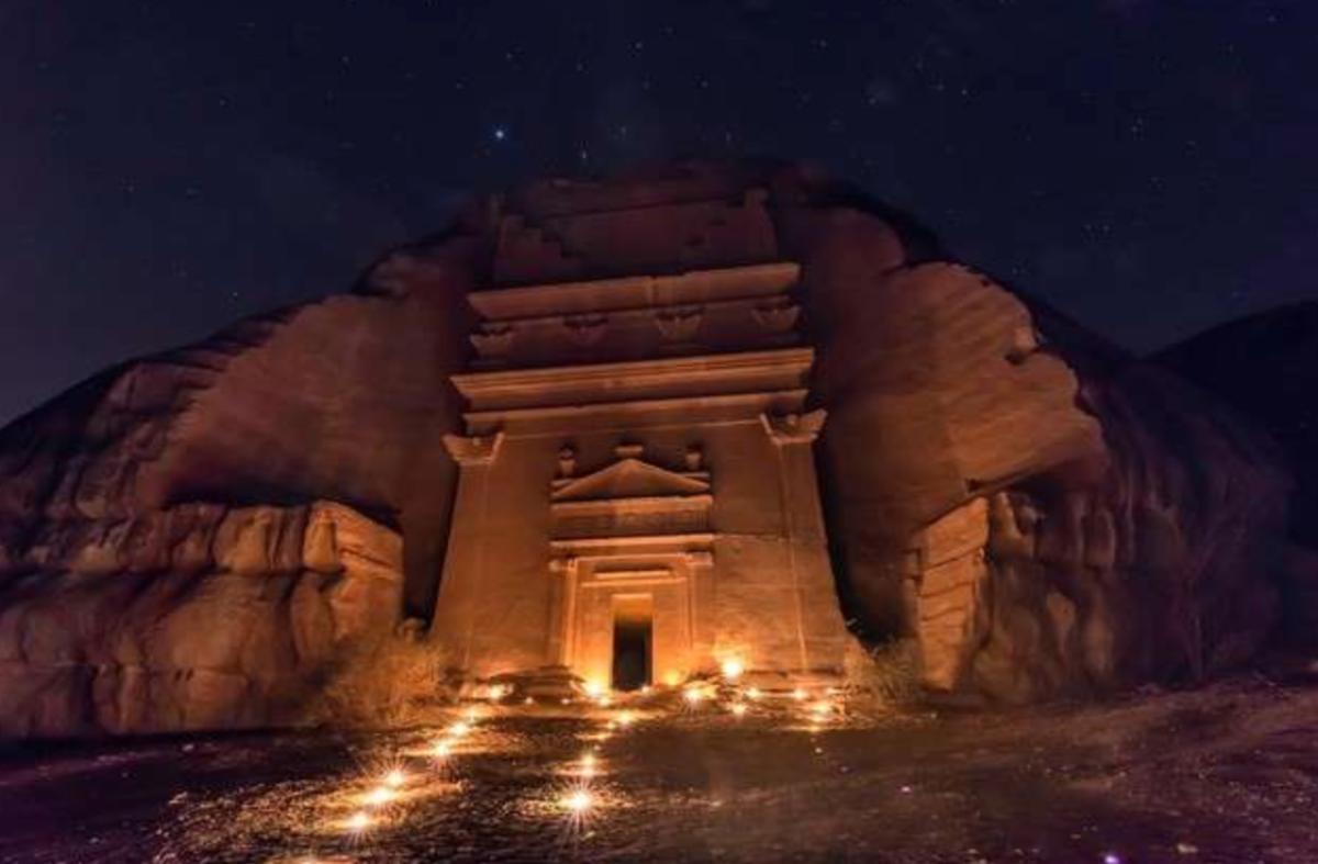 قصة مدائن صالح و مملكة الأنباط التي تحدت جبروت الصحراء