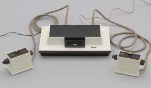 أول جهاز ألعاب